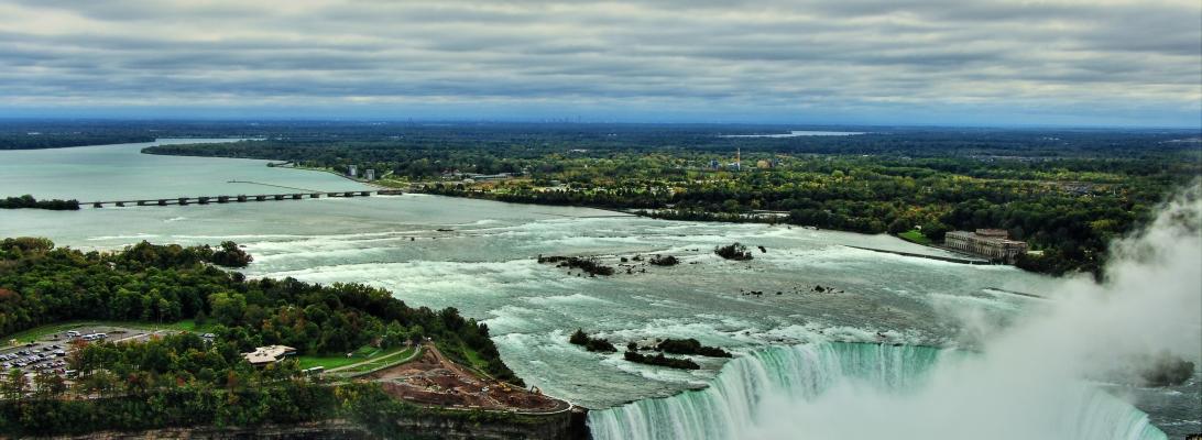 The Falls, Niagara Falls, Ontario, Canada
