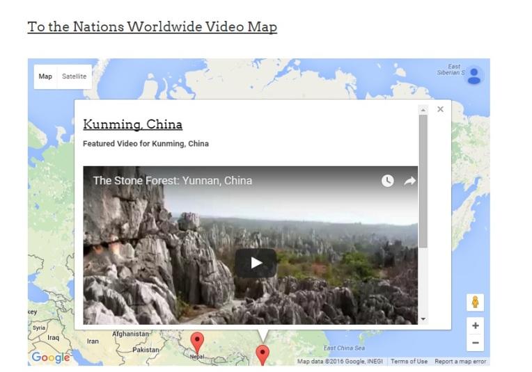 videomap